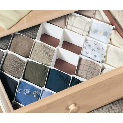 Sock Dividers For Drawers by 1000 Ideas About Organize Socks On Belt