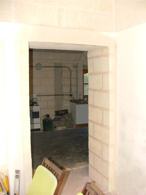 Walk Through Dining Room by The New Kitchen Building Our Home In San Vito Dei Normanni Puglia Italy
