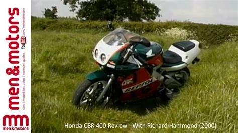 Richard Honda by Honda Cbr 400 Review With Richard Hammond 2000