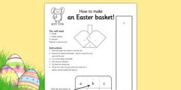 easter card templates twinkl easter basket colouring activity easter easter basket