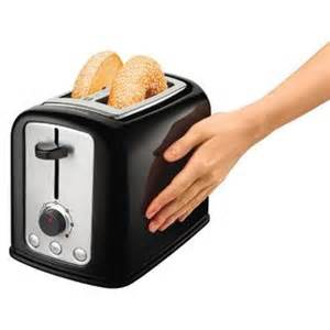 Kmart Toasters Hamilton Beach 2 Slice Cool Touch Toaster Black