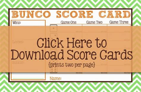 free bunco score card templates i should be mopping the floor free bunco printables