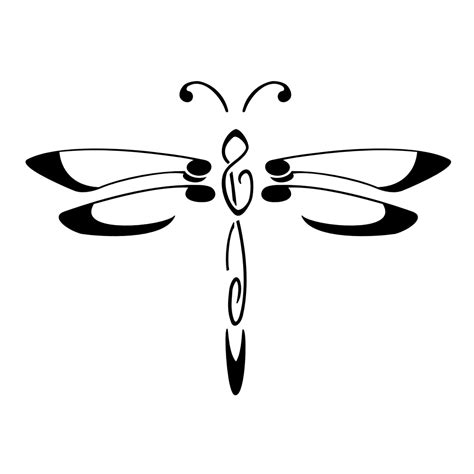dragonfly tribal tattoo designs dragonfly tattoos designs ideas and meaning tattoos for you