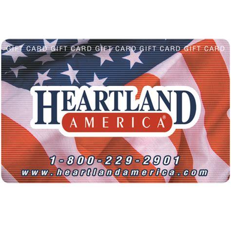 heartland america heartland america gift card - Heartland Gift Card C