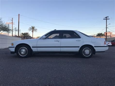 1991 acura legend l with 5 speed manual