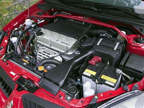 Mitsubishi Lancer Sportback Ralliart 2004 Picture 49 Of 59
