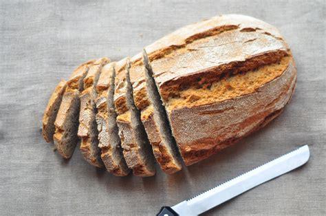 ricetta pane integrale fatto in casa pane integrale fatto in casa preparazione agrodolce
