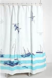 Nautical themed shower curtain bathrooms shower curtains