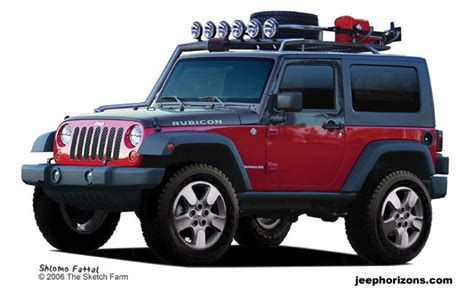 2007 Jeep Wrangler Accessories New Design Of Suv Autos Post