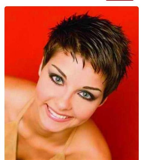 ruffled pixie hair cut 1000 images about hair on pinterest pixie haircuts