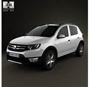 Dacia Sandero Stepway 2013 3D Model  Models