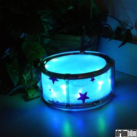 song you light up the room lights drums and room decorations on