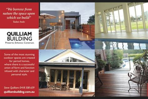 Mba Ballarat by Ballarat Builder Period And Custom Lifestyle Homes