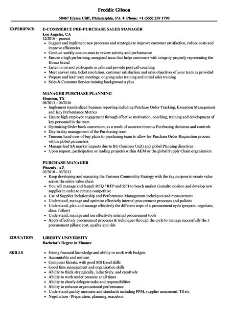 purchasing resume objective template unforgettable useful examples