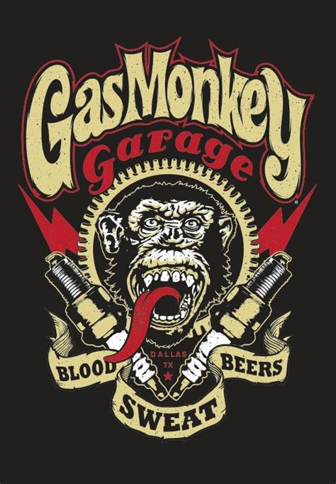 Gas Monkey Garage by 25 Best Ideas About Gas Monkey On Gas Monkey
