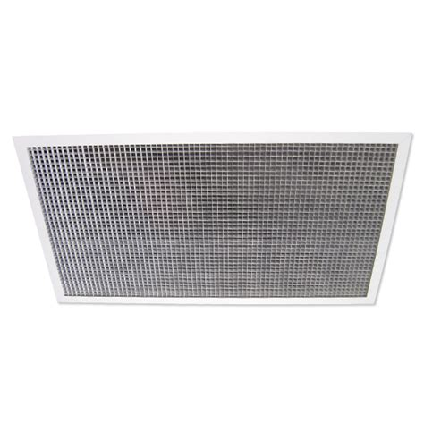 Ceiling Registers And Grilles by Polyaire Uk 187 Egg Crate Grilles 187 Egg Crate Grille Model Ec