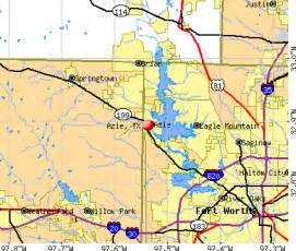 azle map azle tx 76020 profile population maps real