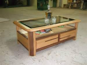 Table Basse Sur Mesure Lyon
