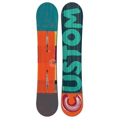 Handmade Snowboard - burton custom snowboard blem 2015 evo