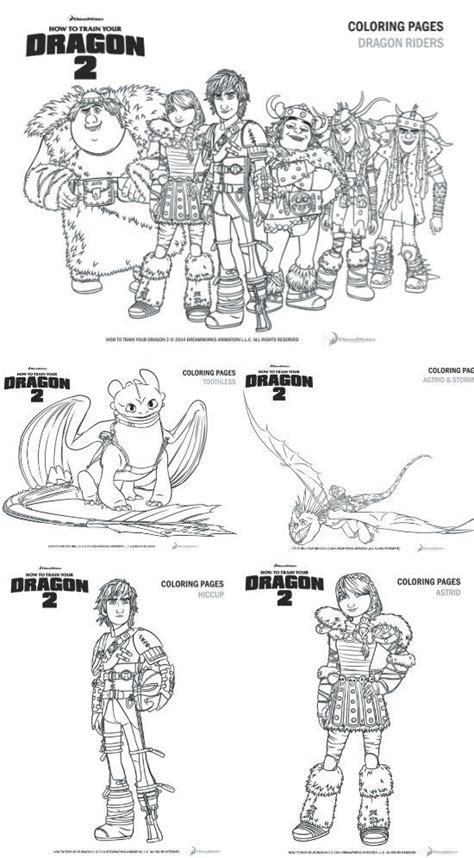 coloring pages how to train a dragon 8 best book activities how to train your dragon images on