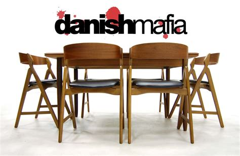 mid century dining chairs six midcentury dining