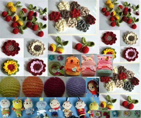 Handcraft Flower - handcraft flower crochetedfabrics flower fabrics flower id