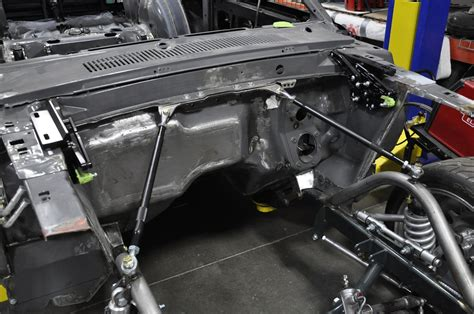 Raybestos Mustang Giveaway - a special mustang sportsroof being built for raybestos giveaway hot rod network