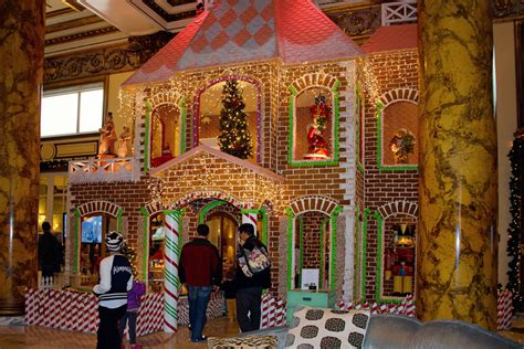 Gingerbread House Fairmont San Francisco by San Francisco