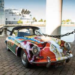 Greased Lightning Car Prop For Sale This Porsche 356 90 Will Race Anywhere Anytime