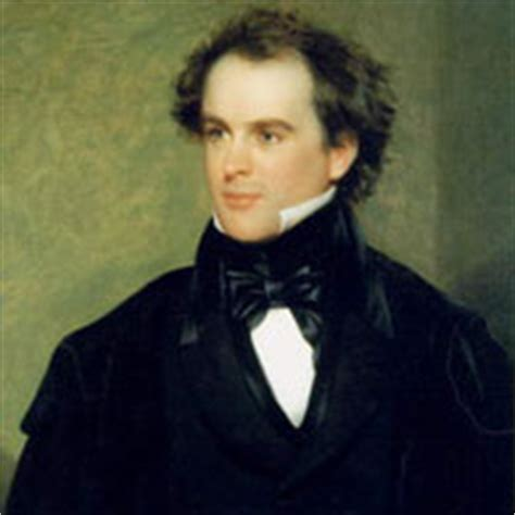 nathaniel hawthorne quick biography voa special english short story the birthmark by