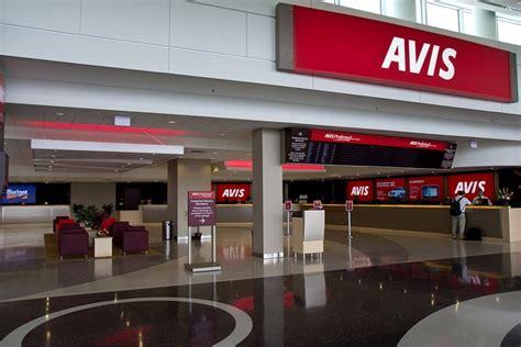 Avis Car Rental Locations In Los Angeles
