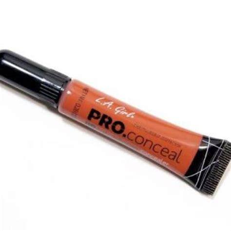 orange color corrector la pro conceal orange color corrector health