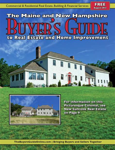 maine new hshire buyer s guide to real estate home