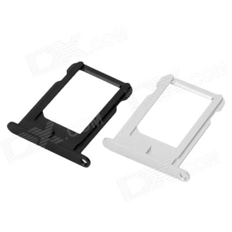 Sim Tray Iphone 5 replacement aluminum alloy nano sim card tray for iphone 5