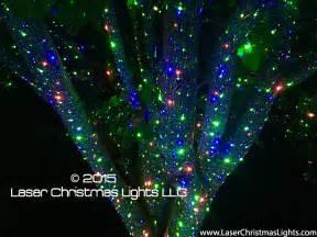 laser christmas lights green outdoor laser landscape