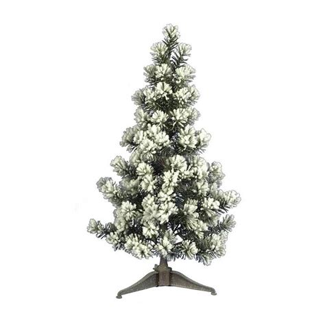arbol artificial navidad nevado 060 oasis decor