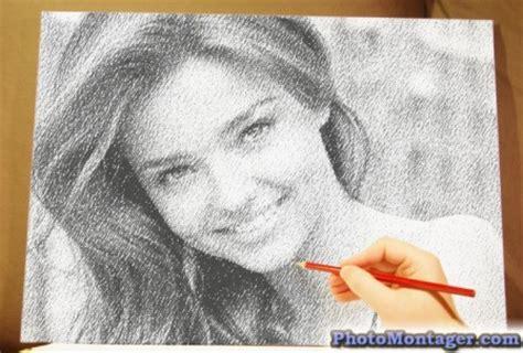 Efectos Para Fotos Dibujo A Lapiz Gratis | efecto de dibujo para fotos editar fotos gratis