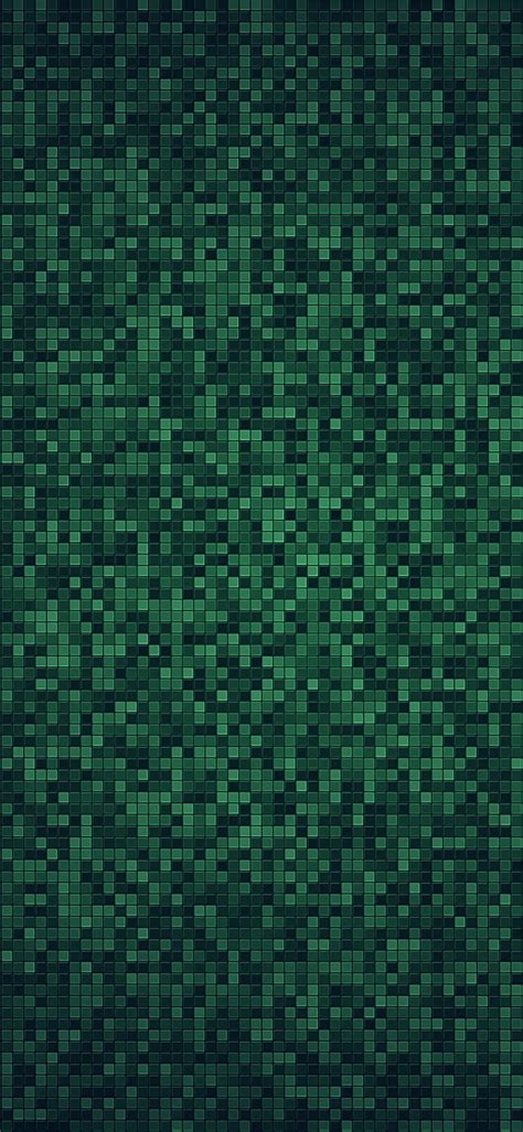 vv grid green mosaic pattern background wallpaper