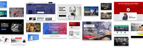 Leadpages Landing Page Builder Lead Gen Software Leadpages Free Templates