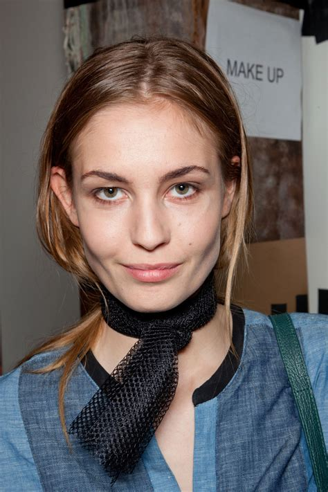 Runway Backstage At Proenza Schouler by Proenza Schouler At New York Fashion Week 2013