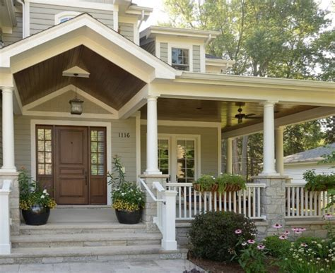 covered front porch designs bright front porch candles trend richmond farmhouse