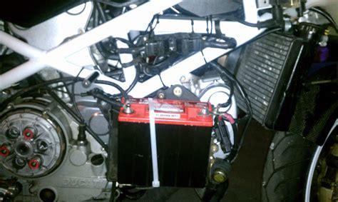 Motorrad Ducati St4s by Ducati St4 Battery Motorrad Bild Idee