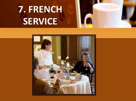 French Dining Rooms by Types Of Table Service