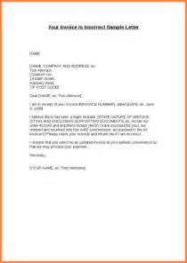 Invoice Cover Letter by 5 Letter Invoice Invoice Exle 2017
