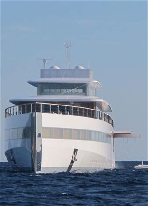 yacht venus see the first photos of steve jobs superyacht venus post