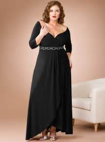 plus size long evening dresses alluring gown