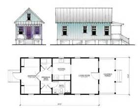 Katrina Cottages Floor Plans by The Katrina Cottage Model 517