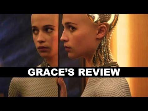 ex machina movie review film summary 2015 roger ebert ex machina 2015 movie review beyond the trailer youtube