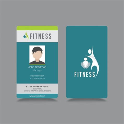 Corporate Id Card Template Psd Free by Id Corporate Identity Free Vectors Ui