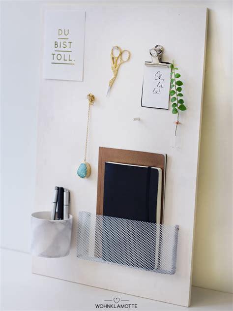 whiteboard selber machen yarial moderne pinnwand interessante ideen f 252 r die